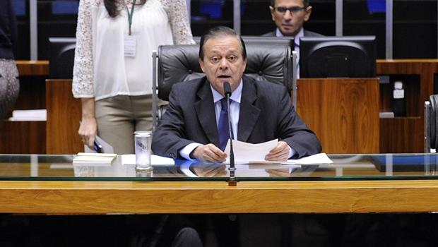 Jovair Arantes é cotado para disputar a presidência da Câmara dos Deputados
