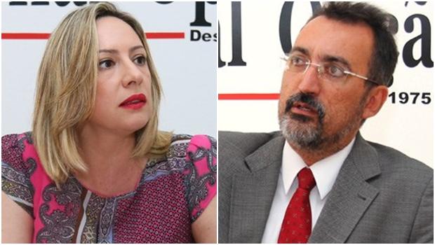Humberto Aidar apoia nome de Adriana Accorsi para a Prefeitura de Goiânia