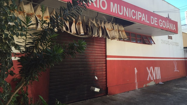 Em dia de ato pró-Dilma, sede do PT em Goiânia amanhece incendiada