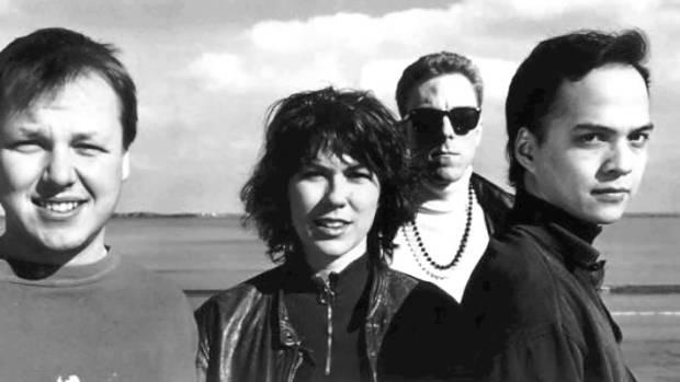 Primeiro disco do Pixies completa 28 anos