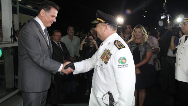 Coronel Silvio Benedito diz que receptividade do eleitor motiva-o a disputar Prefeitura de Aparecida