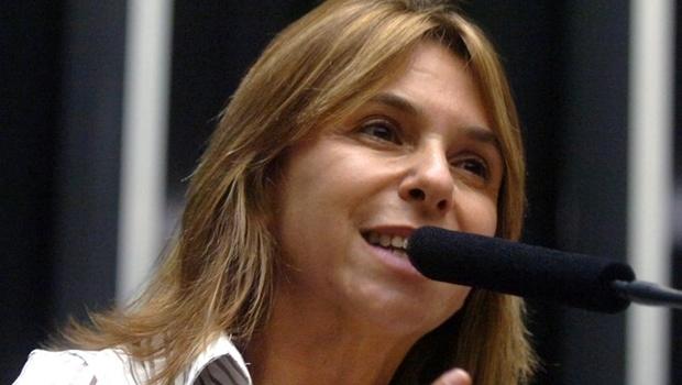 Enquanto era deputada federal, Solange Almeida teria apresentado requerimentos que seriam, de acordo com a PGR, de autoria do deputado Eduardo Cunha | Foto: Reprodução