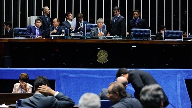 Por 55 a 0, plenário do Senado aprovou em segunda votação PEC que isenta igrejas de pagamento de IPTU mesmo que o imóvel seja alugado | Foto: Moreira Mariz/Agência Senado