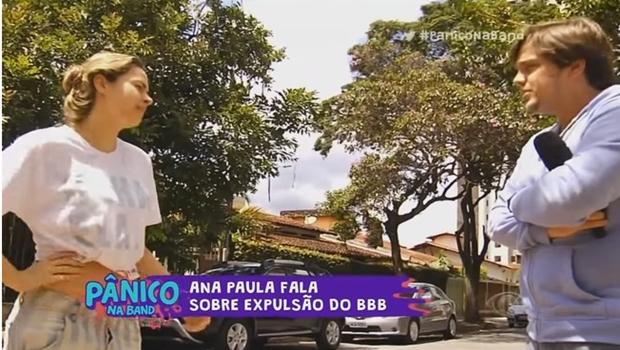 """""""Pânico"""" engana Ana Paula e faz ex-BBB quebrar contrato com TV Globo"""