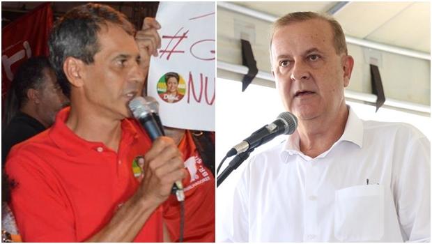 Não convidem Paulo Garcia e Carlos Soares para a mesma picanha da Churrascaria Nativas