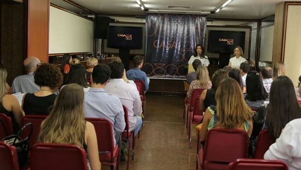 Eliane Martins e Sheila Podestá lançam edição de 2016 da Casa Cor Goiânia | Foto: Divulgação