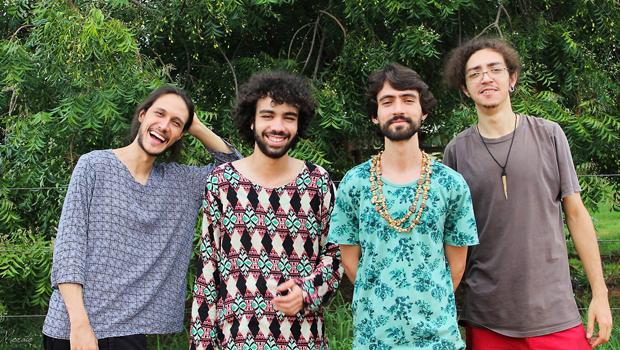 Banda Chá de Gim se apresenta no Release Alternativo
