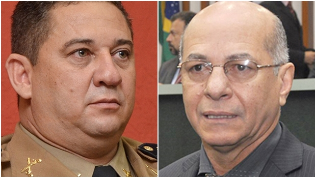 Chapa do PSDB em Aparecida de Goiânia terá Alcides Ribeiro e o coronel Silvio Benedito