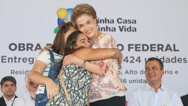 Em Feira de Santana, foram entregues 1.656 moradias do Minha Casa Minha Vida   Foto: Roberto Stuckert Filho/PR