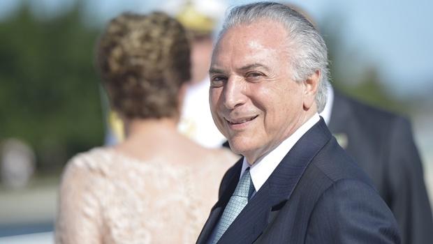 Michel Temer causa polêmica com áudio   Foto: Marcelo Camargo/ ABr