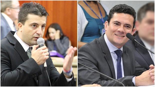 Vereador de Goiânia apresenta moção de apoio ao juiz Sérgio Moro