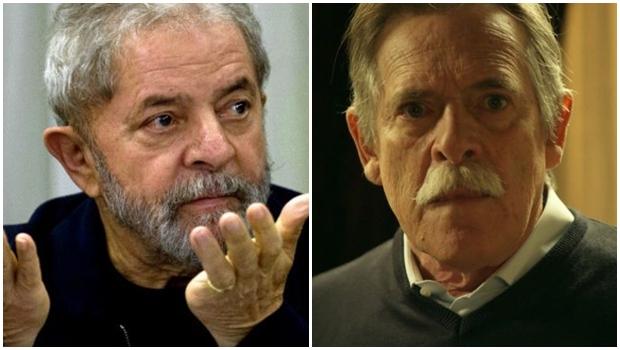 Após operação da PF, internautas comparam Lula ao vilão da novela das 9