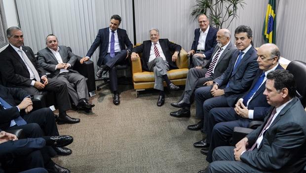 Governadores do PSDB vão criar uma frente nacional pelo impeachment de Dilma Rousseff
