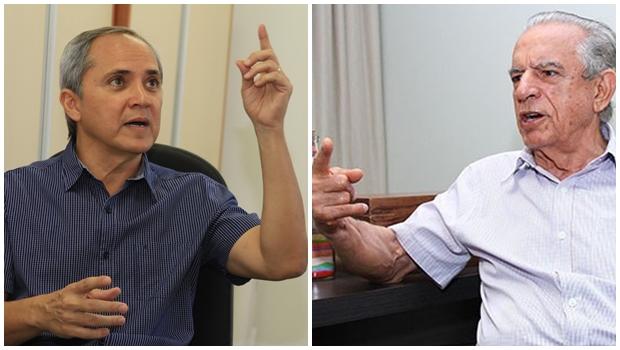 Iris e Bittencourt polarizam debate sobre dívidas da prefeitura