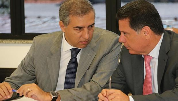 Marconi Perillo firma José Eliton e diz que não se preocupa com nomes das oposições para 2018