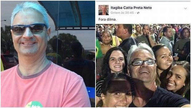 Juiz que suspendeu nomeação de Lula teria ido às ruas contra Dilma e apoiado Aécio em 2014