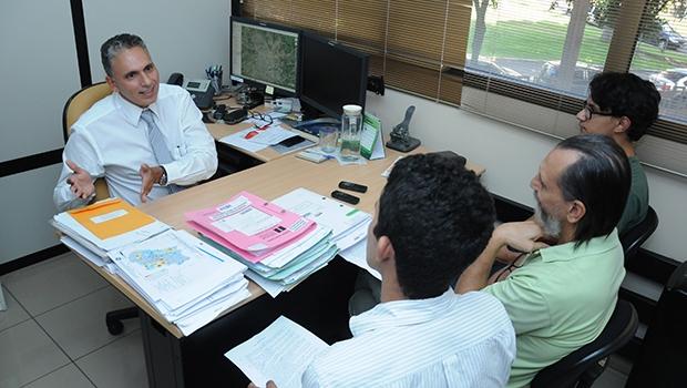 """Promotor Juliano de Barros Araújo:""""Quem tem de ditar as regras não é o setor imobiliário, mas sim o poder público"""""""
