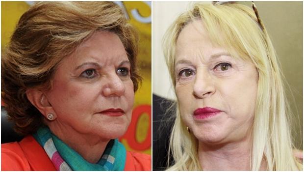 Lúcia Vânia (PSB) e Magda Mofatto (PR) saíram na frente e articulam com muito mais eficiência do que a maioria dos políticos de Goiás
