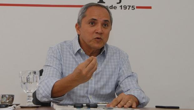 PTB pode bancar Luiz Bittencourt para vice de José Eliton