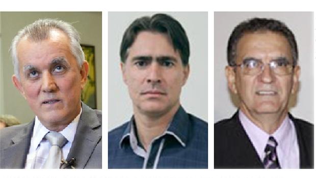 Victor Priori, Tales Machado e Reni Franco: um deles pode ser candidato a prefeito de Jataí pelo PMDB? É o mais provável