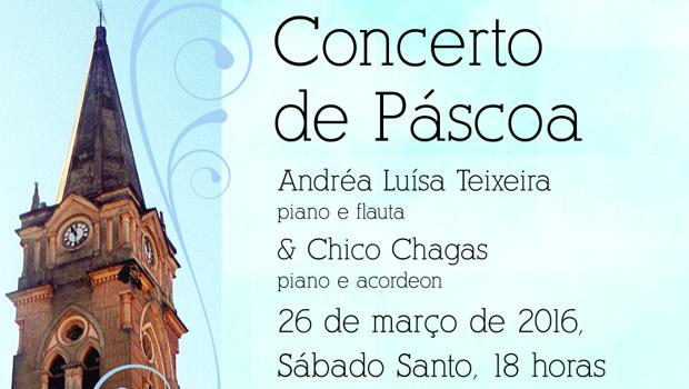 Iphan realiza 11ª edição de Concerto de Páscoa na cidade de Goiás