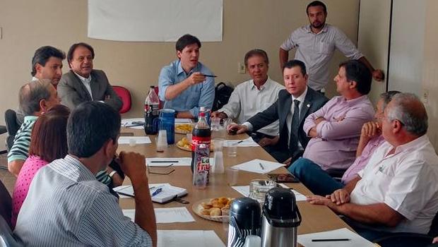 PMDB de Goiás se reúne para discutir rompimento com Dilma e Paulo Garcia