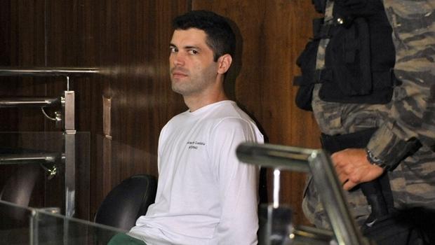 Segundo júri popular sentenciou Tiago Henrique a 20 anos de prisão | Foto: Aline Caetano/TJGO