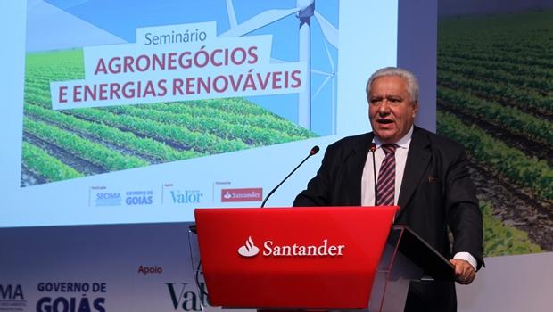 """Vilmar Rocha: """"Queremos tornar Goiás referência na produção de energia solar"""""""