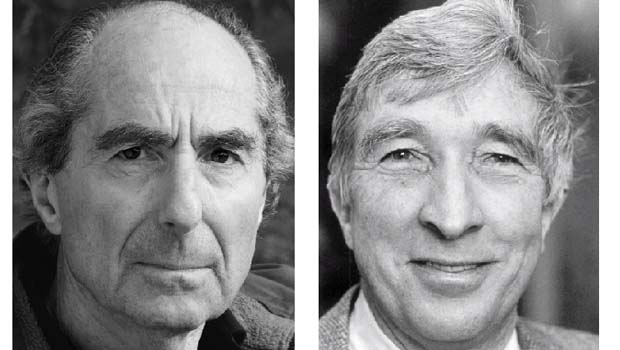 Philip Roth e John Updike: escritores favoritos da petista Dilma Rousseff