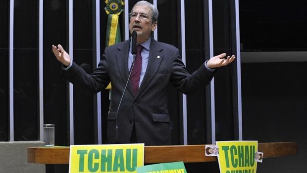 O deputado federal Antônio Imbassahy (PSDB-BA) fez críticas mais pesadas ao governo Dilma   Foto: Luis Macedo/Câmara dos Deputados