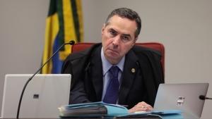Luís Roberto Barroso, ministro do Supremo Tribunal Federal, teria sido curado de um câncer de esôfago pelo médium de Abadiânia; os médicos quase haviam desistido de seu caso   Foto: Rosinei Coutinho/SCO/STF