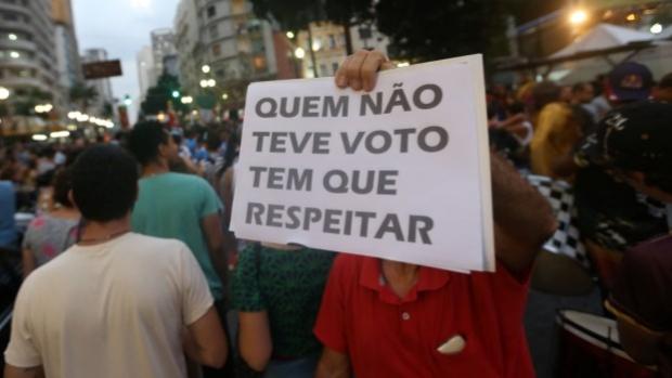 Em São Paulo, manifestantes a contrários ao impeachment realizaram na Praça da República sábado o Carnaval Contra o Golpe | Foto: Paulo Pinto/Agência PT