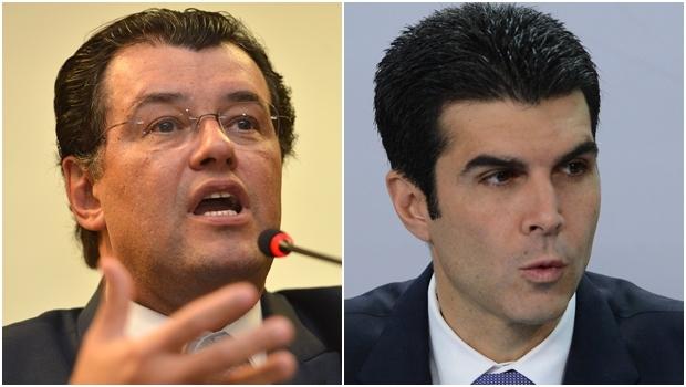 Os dois ministros comunicaram à presidente Dilma Rousseff (PT) a entrega dos cargos três dias depois da aprovação do processo de impeachment na Câmara | Foto: Fabio Rodrigues Pozzebom e José Cruz/Agência Brasil