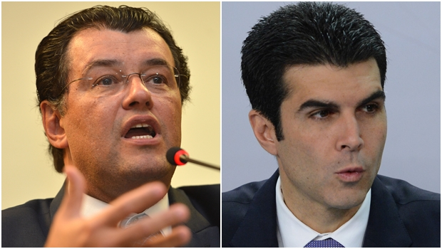 Eduardo Braga e Helder Barbalho deixam ministérios após votação do impeachment na Câmara