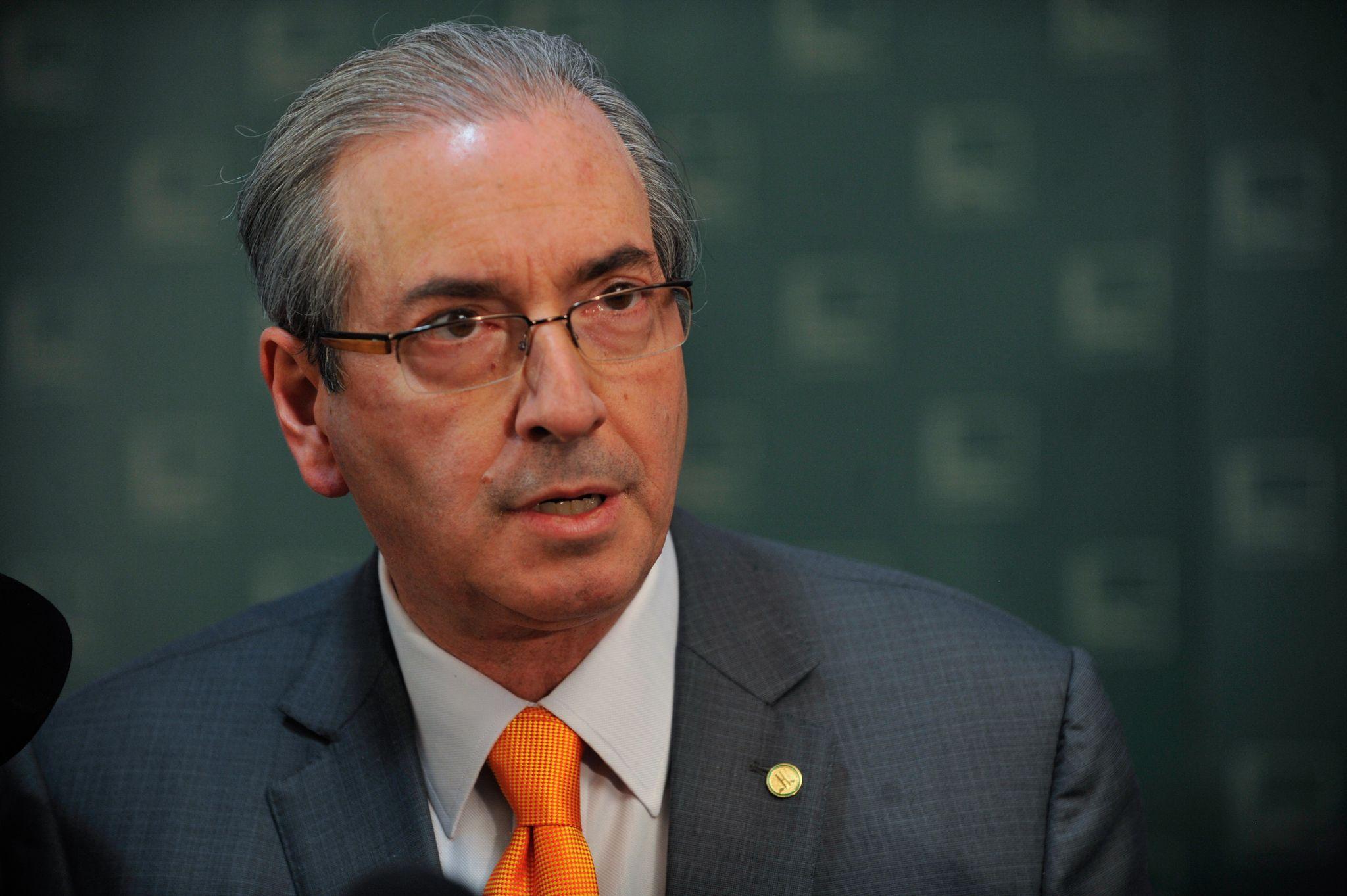 STF vai julgar pedido contra Cunha nesta quinta-feira