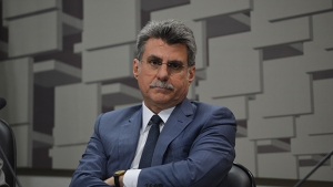 Senador Romero Jucá: o articulador do PMDB para aliciar deputados pelo impeachment | Foto: Fabio Rodrigues Pozzebom/Agência Brasil