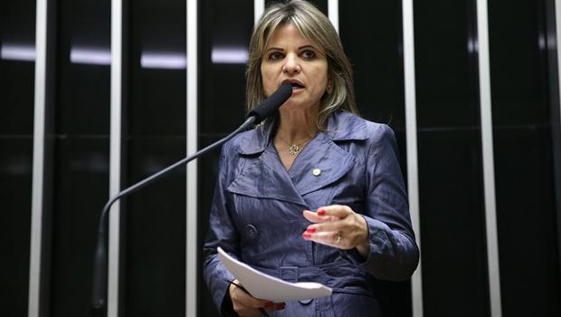 """Flávia Morais: """"Não podemos ter na presidência uma pessoa envolvida em crimes"""""""