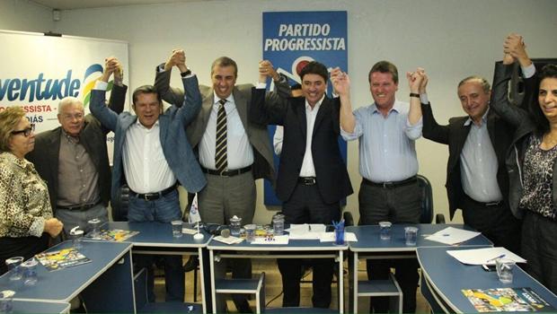 Partido Progressista oficializa apoio à pré-candidatura de Vecci em Goiânia