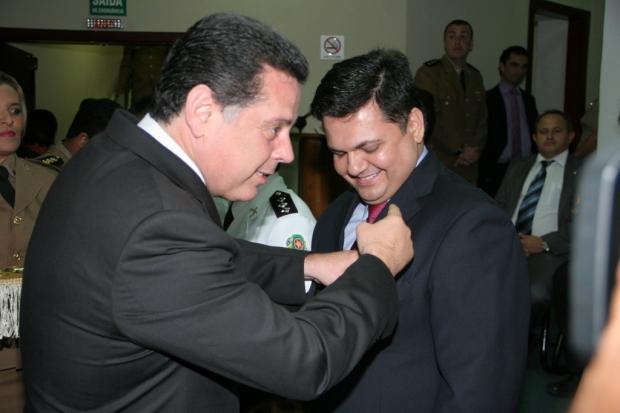 Iris Aurélio com o governador Marconi Perillo 001-MarconiPerillo-MaroniAurelio-Eu3