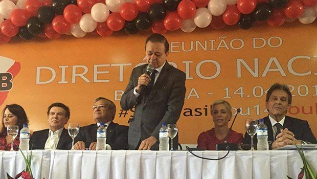 """Jovair Arantes sobre impeachment: """"PTB é o principal condutor do processo histórico"""""""