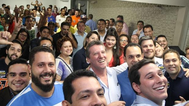 Giuseppe Vecci reúne Juventude do PSDB para receber propostas