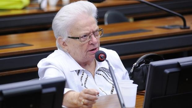 Primeira prefeita mulher de São Paulo, deputada federal Luiza Erundina (Psol) pode disputar o cargo novamente este ano |Foto: Lucio Bernardo Junior