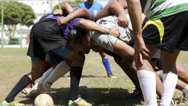 Rúgbi estará presente nas Olimpíadas | Foto: Marcelo Camargo/Agência Brasil