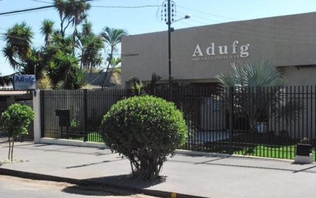Sede da Adufg, em Goiânia | Foto: Divulgação