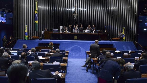 Senado vota afastamento da presidente Dilma Rousseff nesta quarta-feira (11/5)