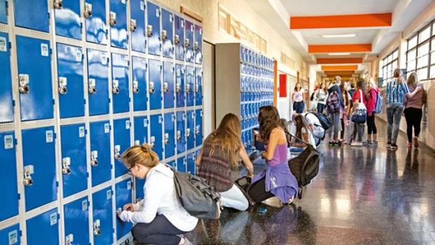 Projeto de lei determina instalação de armários em escolas de Goiás