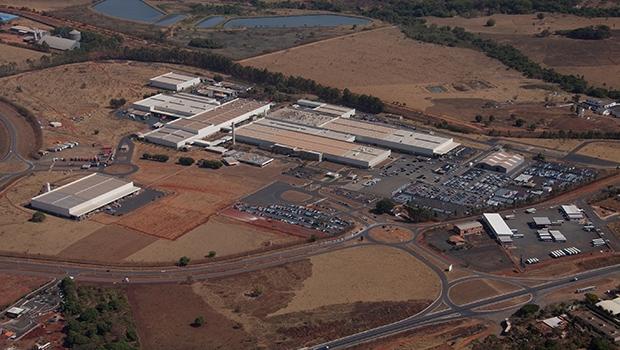 A Mitsubishi contribuiu para modernizar Catalão, mas agora é responsável por dezenas de demissões | Foto: Divulgação
