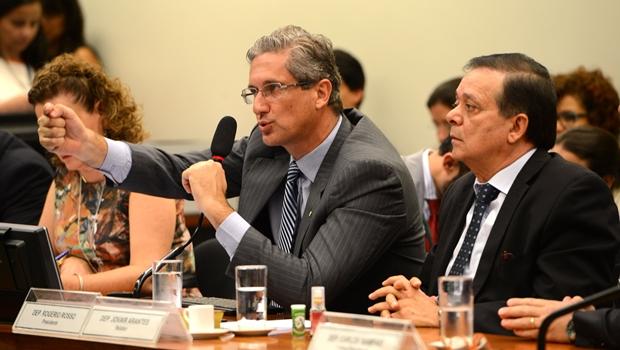 Comissão da Câmara vota relatório do impeachment nesta segunda-feira (11/4)