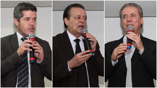 Em jantar com empresariado, deputados goianos atacam PT e exaltam setor produtivo