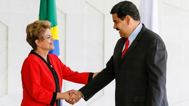 """Maduro volta a falar em """"golpe"""" e diz que impeachment é ameaça à América Latina"""